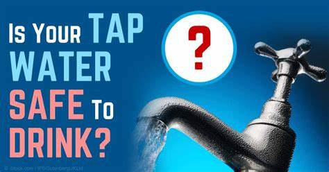 Drinking Tap Water Bad